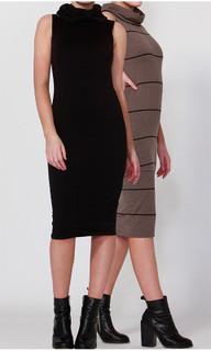Ladies Dresses | Brooke Reversible Dress | BETTY BASICS