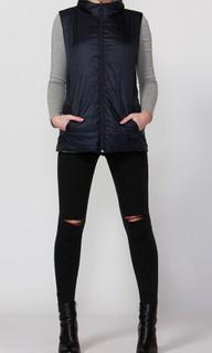Jackets for Women | Zayn Reversible Vest | BETTY BASICS