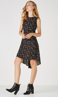 Ladies Dresses Online | EM375 - Statement Print Dress | ELLY M