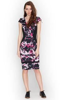 Ladies Dresses | Delilah Cap Sleeve Dress | HONEY & BEAU