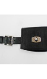 Women's Accesories | ON506 - Black Belt | FAB