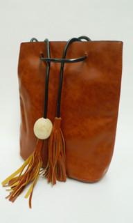 Women's Bags | ON516 - Brown Bucket Bag | FAB