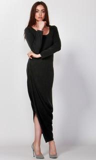 Ladies Dresses Online | Divya Knit Dress | FATE