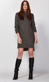 Ladies Dresses | Carson Knit Dress | FATE