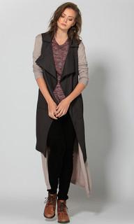 Jackets for Women | Hazel Vest | FATE