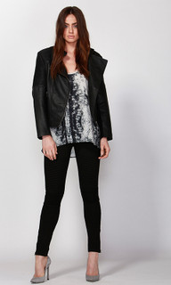 Jackets for Women | Rocco Leather Jacket | FATE