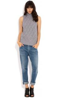 Women's Knitwear   Sharona Vest   WISH