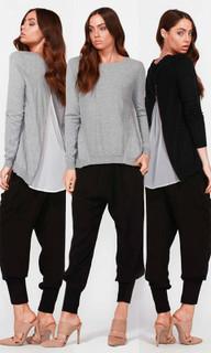 Women's Knitwear | Yanet Sweater | FATE