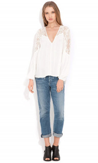 Women's Tops | Lone Blouse | WISH