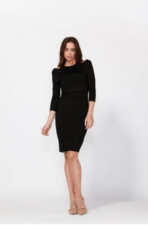 Ladies Dresses Online | Jacenda Ponte Dress | FATE