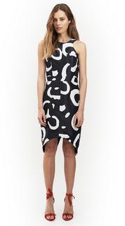 Ladies Dresses online | Cubist Utility Dress | HONEY & BEAU