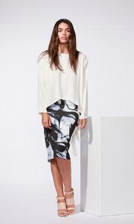 Women's Skirts Australia | Plume Skirt | FATE