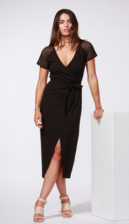 Women's Dress Australia | Sarita Black Dress | FATE