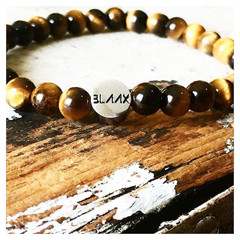 accessories  | The Tiger Eye Bracelet | BLAAX