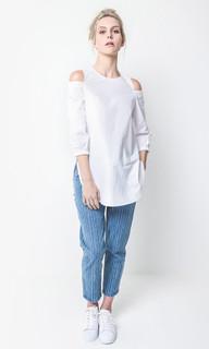 Women's Pants Online | EM491 Jane Jean | ELLY M