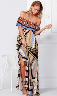 Women's Dress Online | Bermuda Dress | FATE