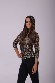 Women's Jackets | Dahlia Hoodie | PAGU