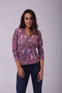 Women's Jackets  Online | Indigo Hoodie | PAGU