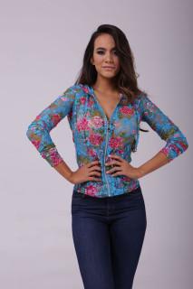 Women's Jackets  Online | Waterlily Hoodie | PAGU