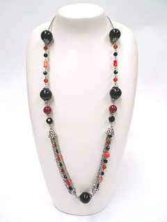 Women's Jewellery Online Australia | Bold Bead Necklace | FAB