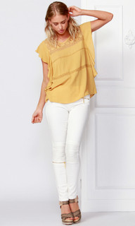 Ladies Top Online | Leela Blouse | FATE