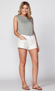 Women's Short | Embroidery Short | SASS