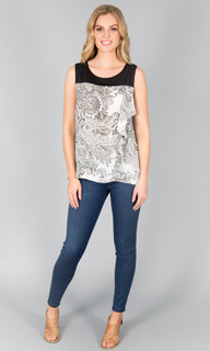 Ally Top by ICE EXPRESS | Ladies Tops | @ alibiOnline