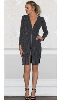 Women's Dresses Online   Midnight in Moscow Dress   KITCHY KU