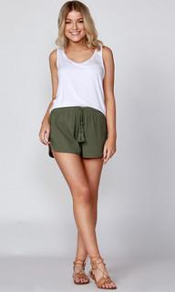 Women's Short Online Australia | Geanie Crinkle Short | SASS