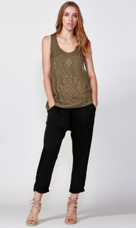 Ladies Top | Blaise Tank | FATE