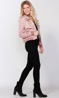 Women's Jacket Online | Camille Bomber | SASS