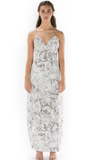 Dresses For Women | Inflorescence Maxi Dress | AMELIUS