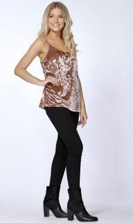 Women's Pants Online Australia | Alondra Zip Ponte Leggings | SASS