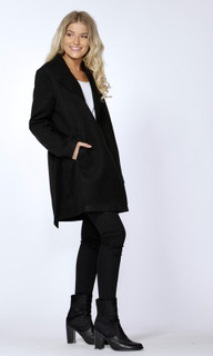 Women's Jackets Online Australia | Jayda Waterfall Coat | SASS