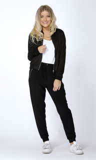 Women's Jackets Online Australia | Shiloh Suede Bomber | SASS