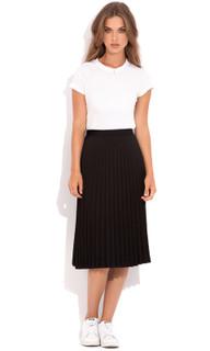 Women's Skirts Online Australia | Kousa Pleated Skirt | WISH