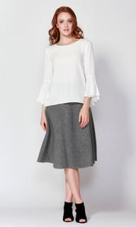 Women's Skirts |  Violina Knit Skirt | FATE