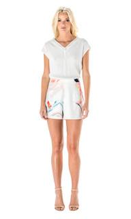 Women's Shorts | Foliar Dream Shorts | AMELIUS