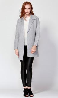 Women's Jackets Australia | Carmela Knit Coatby FATE | @alibionline