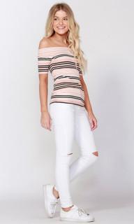 Women's Tops Online Australia   Short Sleeve Mona Top   SASS