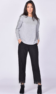 Women's Jumpers   Sigrid Knit   FATE