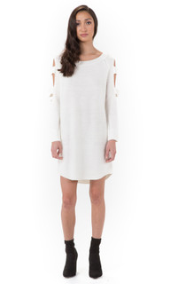 Women's Knits Online | Arctic Knit Dress | AMELIUS