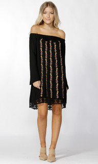 Women's Dresses | Mishaila Embroidered Dress | SASS