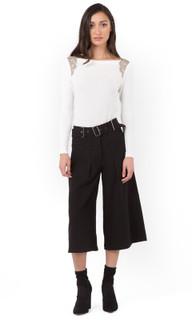 Women's Pants|  Beaings Culotte |  AMELIUS