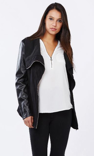 Women's Jackets | Monet Sports Luxe Jacket | PIZZUTO
