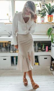 Women's Skirts Online | Garth Skirt | LIVINGSTONE COOPER