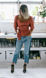 Women's Tops   Blinx Blouse   LIVINGSTONE COOPER