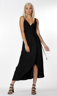 Women's Dresses Online | Evangeline Silk Dress | FATE + BECKER