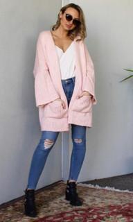Women's Jackets | KL336 Cardigan | KIIK LUXE