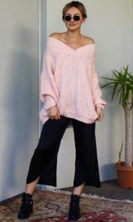 Women's Tops | KL335 Knit Top | KIIK LUXE